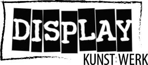Logo-kunstwerk-display