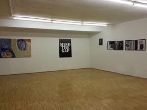 """Ein erster Blick in die Ausstellung """"Grenzen"""""""