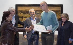 Mark Rossell erhält den Adolf Peschek-Preis der Jury