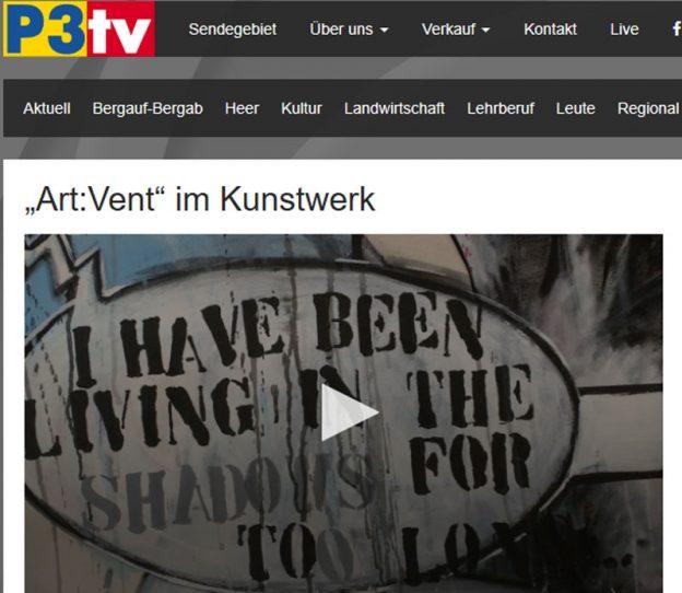 ART:VENT in P3TV