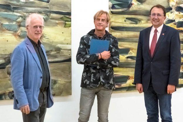 Kurt Schönthaler erhält den Adolf Peschek-Preis der Jury