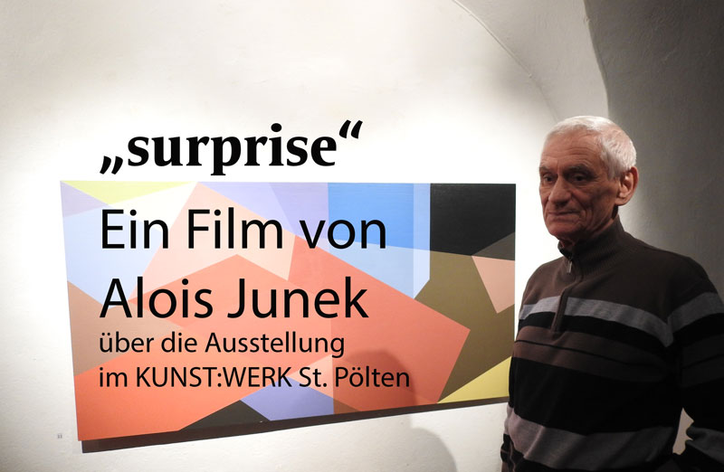 Alois Junek: surprise