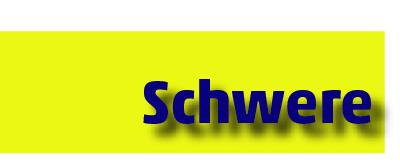 Schwere