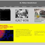 Homepage bis 2020