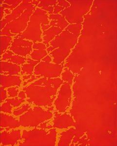 Ernest A. Kienzl, cracks, rot | orange