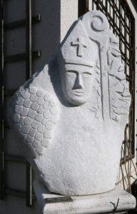 Wilhelm Schagerl, Hl. Urban, weißer Marmor