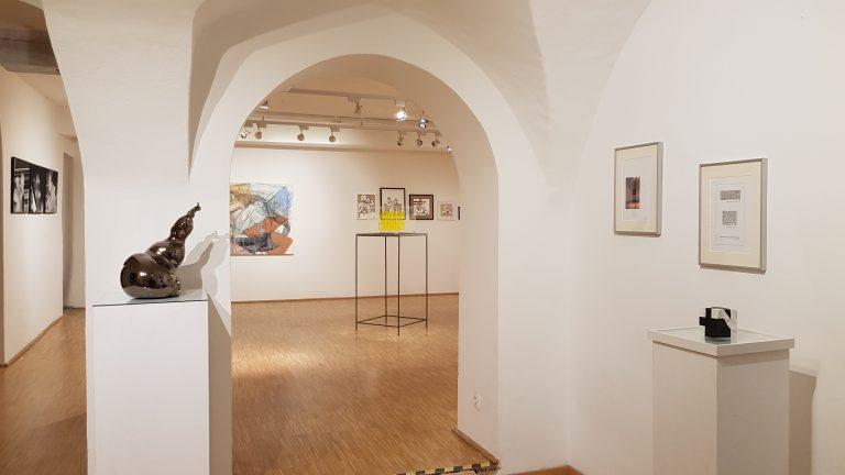 """Blick in die Ausstellung """"KÖRPER"""""""