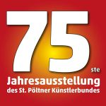 Logo 75. Jahresausstellung